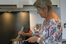 Cooking and Shopping Services